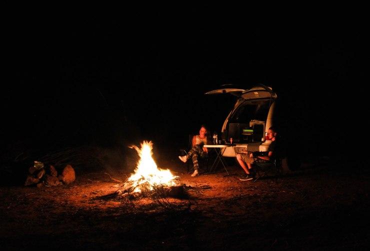 Lagerfeuer Camping (4 von 6)