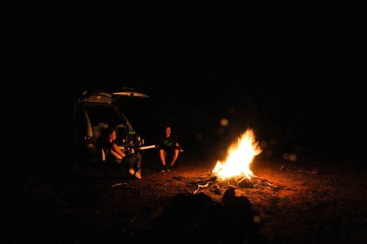 Lagerfeuer Camping (5 von 6)